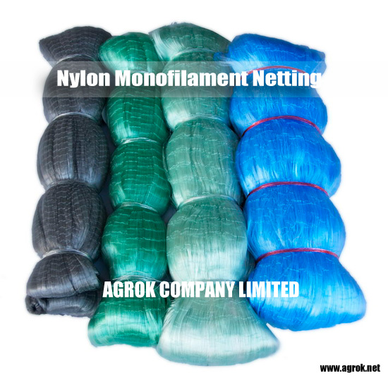 Nylon Monofilament Netting